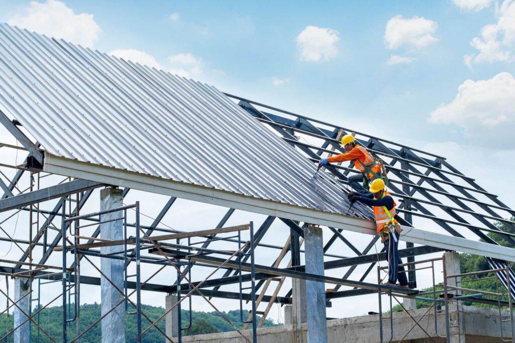 Commercial Metal Roofing-Tampa Metal Roofing Installation & Repair Team