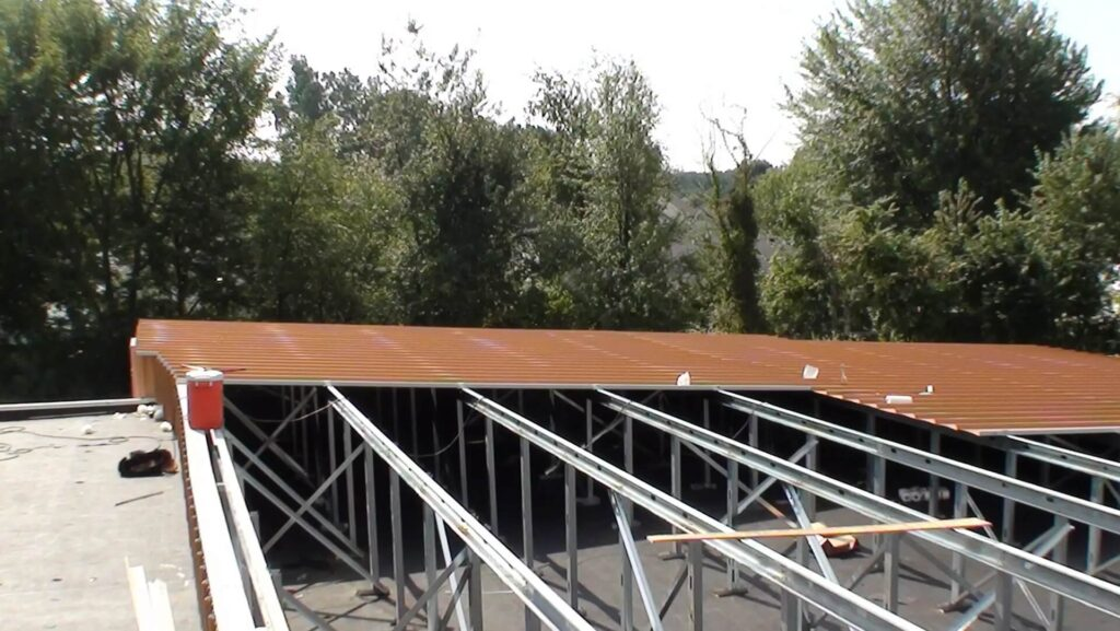 Re-roofing (Retrofitting) Metal Roofs-Tampa Metal Roofing Installation & Repair Team