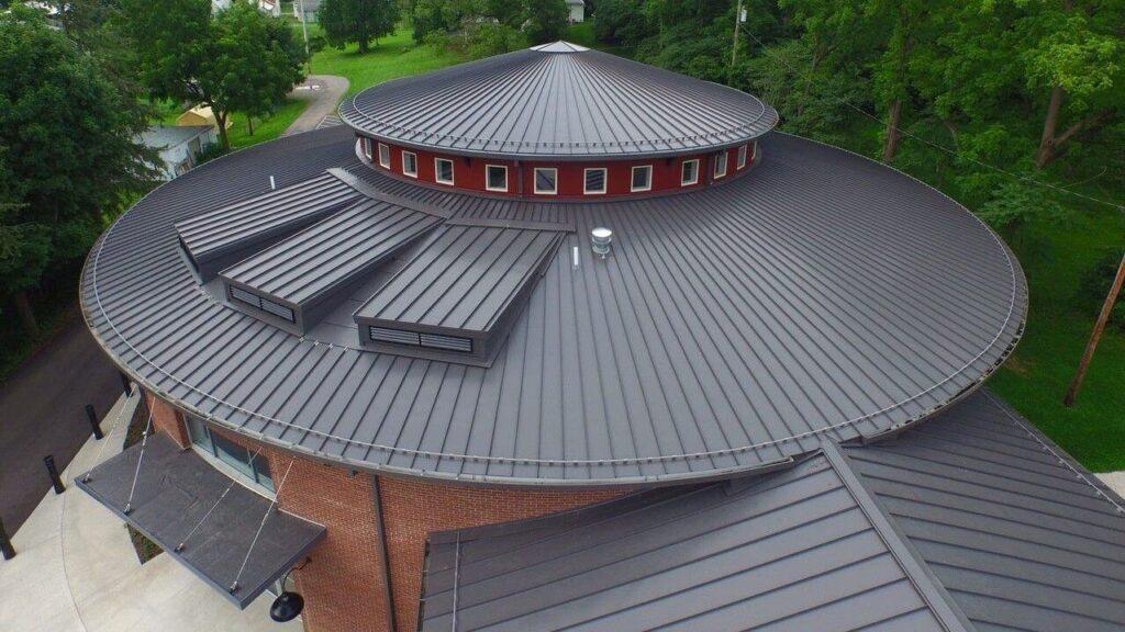 Tapered Panels Metal Roof-Tampa Metal Roofing Installation & Repair Team